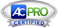 AC Pro Certified Badge